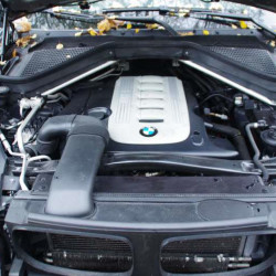Expertise BMW X5 gris - Allemagne septembre 2017