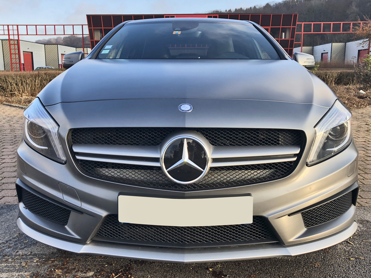 mercedes a45 amg 4matic 361 ch courtage expert auto. Black Bedroom Furniture Sets. Home Design Ideas