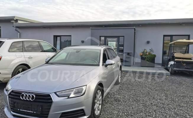 Importez votre Audi A4 en toute conformité avec COURTAGE AUTO